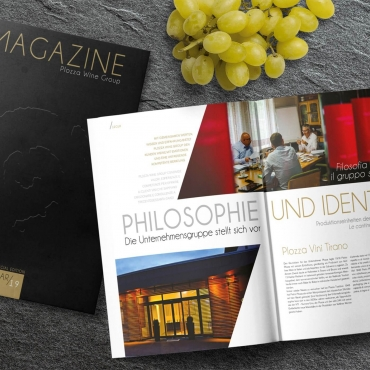 Magazine Plozza Wine Group - special edition