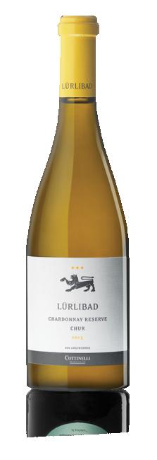 Lürlibad Chardonnay Reserve Chur, AOC Graubünden