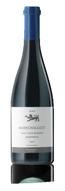 Marschallgut Pinot Noir Reserve Maienfeld, AOC Graubünden