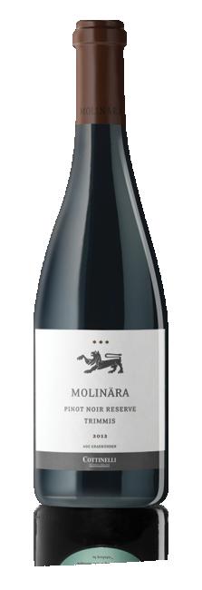 Molinära Pinot Noir Reserve Trimmis, AOC Graubünden