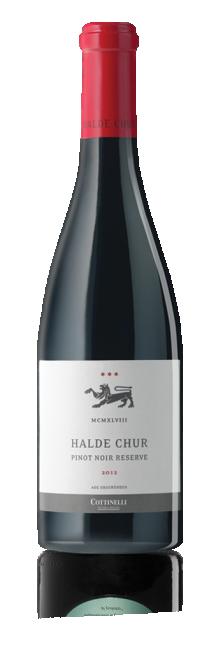 Halde Pinot Noir Reserve Chur, AOC Graubünden